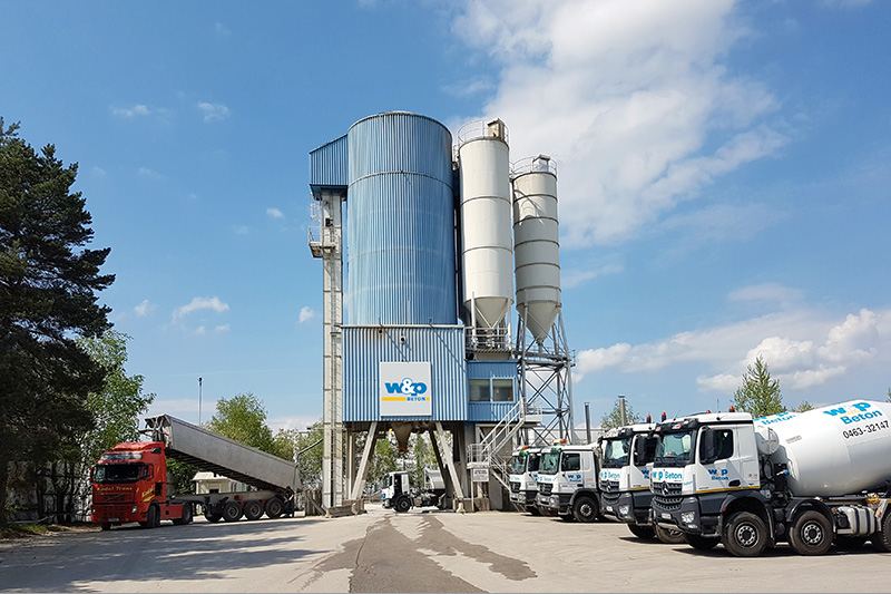 Cement and Concrete – WIG Wietersdorfer Holding GmbH