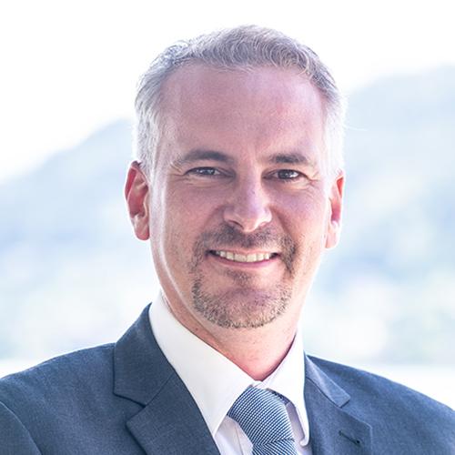 Bertram Ziegenfuss, MBA